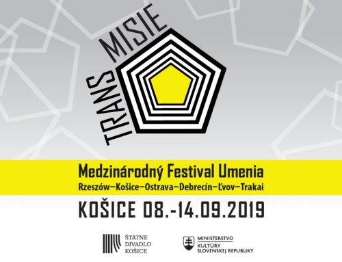 TRANS/MISIE will flood Košice with the Art of Six Countries