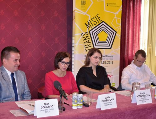 TRANS/MISIE could be the start of a new era in culture in Košice